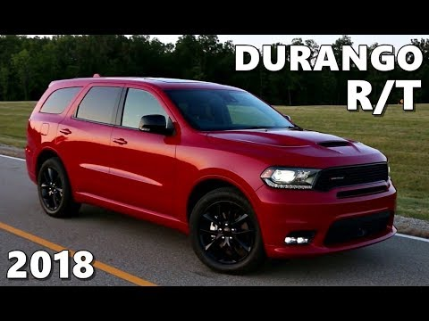 2018 dodge durango r t youtube. Black Bedroom Furniture Sets. Home Design Ideas