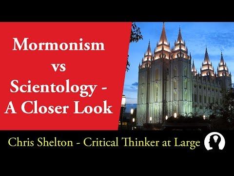 Mormonism vs Scientology - A Talk with Jonathan Streeter