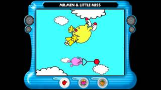 Mr Men - Mr Funny Challenge - PC Game Compilation