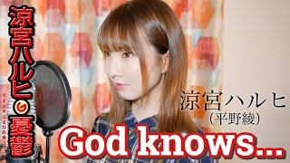 God knows... / 涼宮ハルヒ (平野綾)【涼宮ハルヒの憂鬱】 cover by Seira