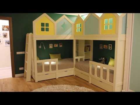 Дизайн интерьера трёхкомнатной квартиры. Барнаул.