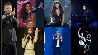 Top 50 songs of the 10's Decade - Eurovision Song Contest