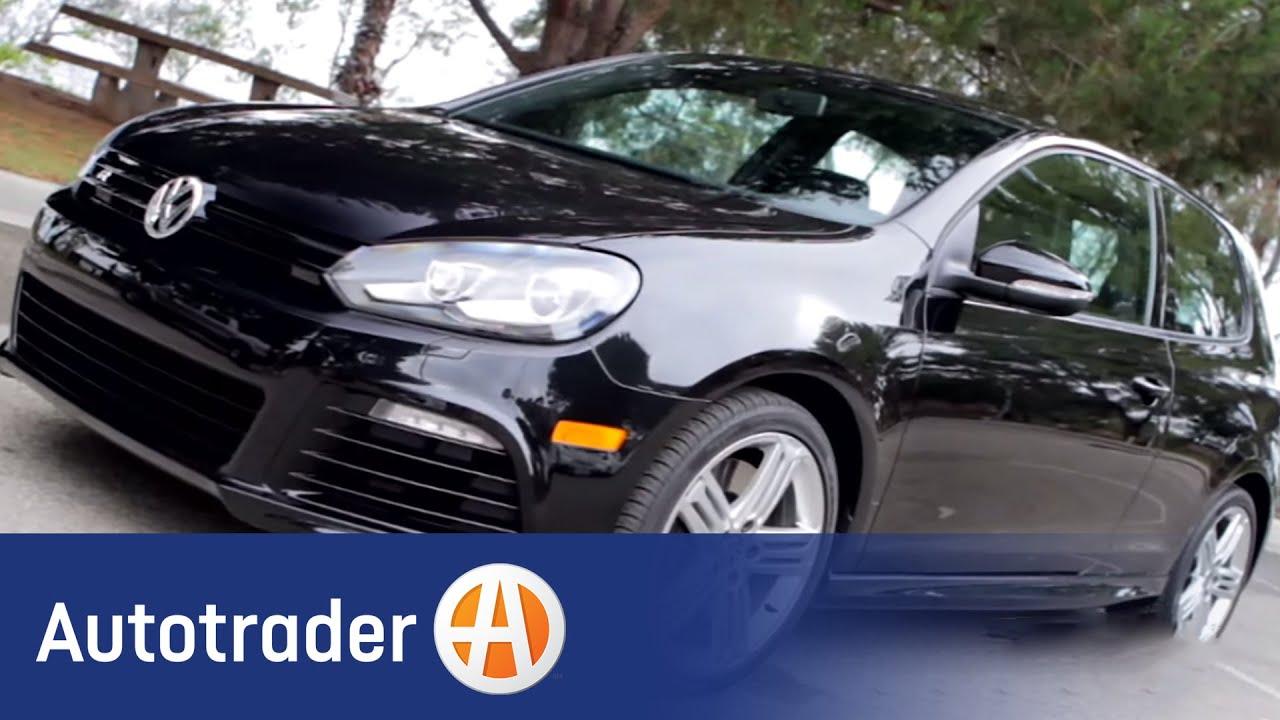 2012 Volkswagen Golf R - Hatchback | New Car Review | AutoTrader ...