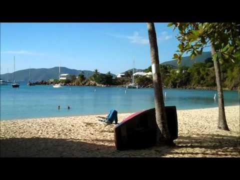 Water Island Honeymoon Beach