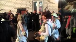 Свадьба на Западной Украине(Вот так на Западной Украине куховарки переодеваются )))), 2013-11-20T08:54:24.000Z)