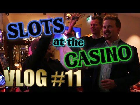 Vlog #11 - Rigged land based slots