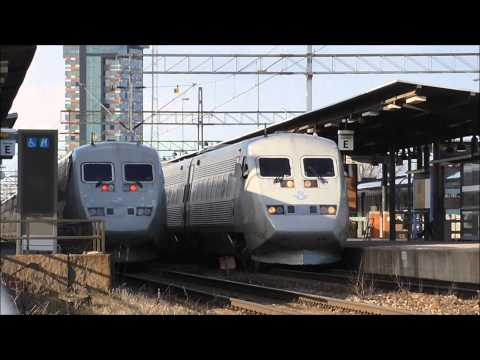 Tåg Linköping C 15.02.24