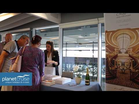 Planet Cruise Live Show 2017 - Brighton & Hove Amex Stadium | Planet Cruise