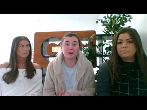 "Livestream 3: ""Food and media"" students make their study abroad experience more sustainable!"