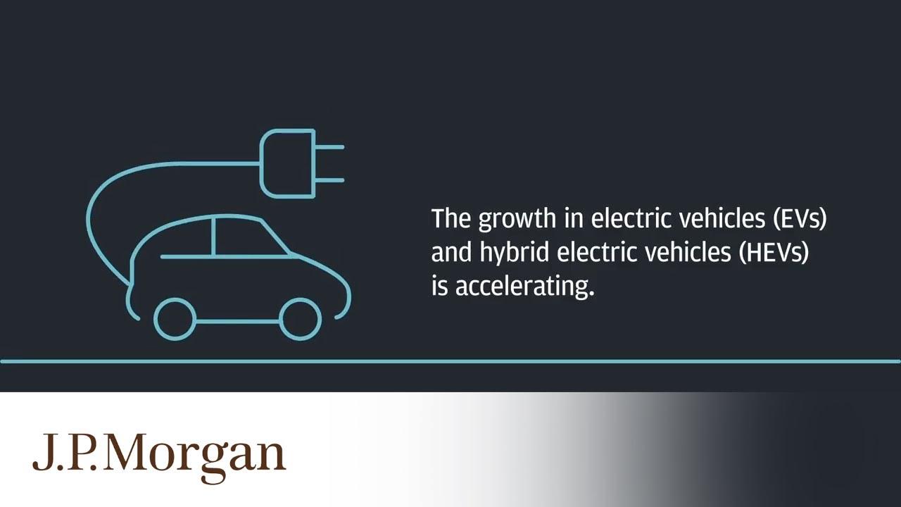 Jpmorgan Electricvehicles