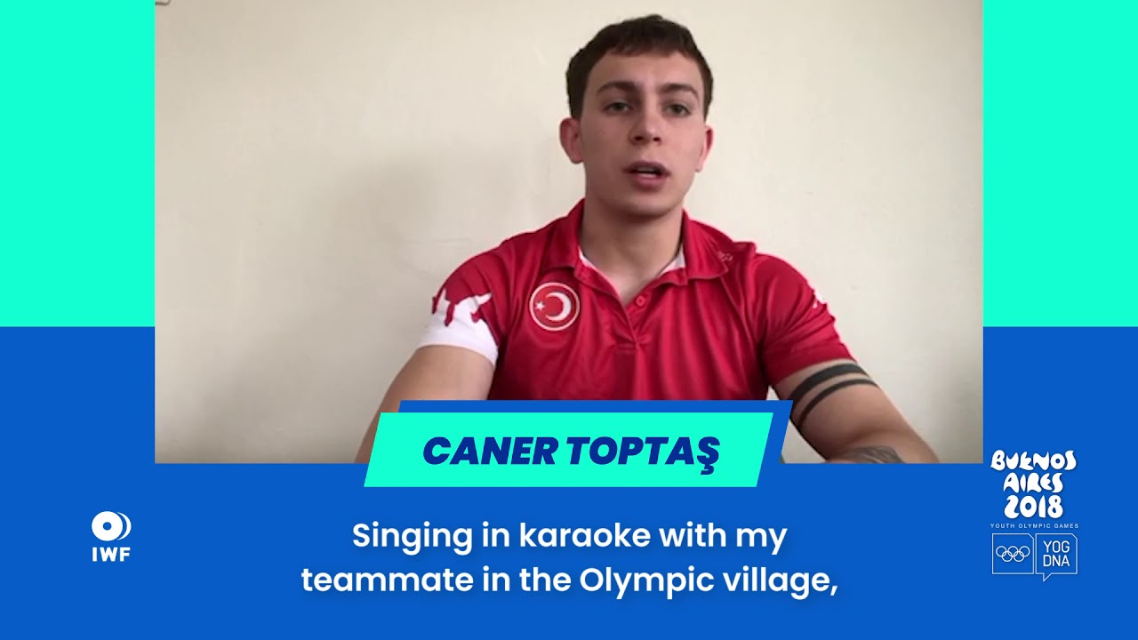Caner Toptas' Interview