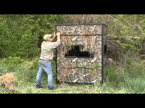 The New Dead On Hunting Blind!