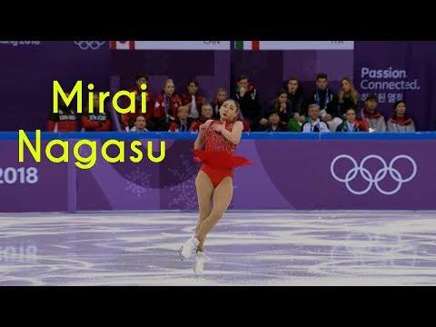 Mirai Nagasu Biography ( the first American woman to land a triple axel )
