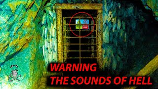 WARNING Did We Discover The Gates To Hell? Sounds Of Agony Deep Underground In A Haunted Mine