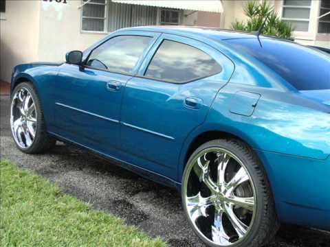 2008 dodge charger with 26 rims vol 5 youtube. Black Bedroom Furniture Sets. Home Design Ideas