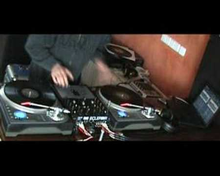DJ COT  Beatjuggling-Giptian-Alborosie