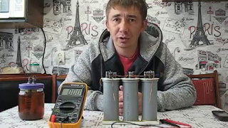 видео Почему суперконденсаторы эффективнее обычных аккумуляторов