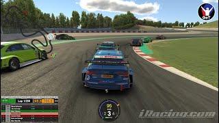 [Sprint race] iRacing 19S4 | Audi RS3 LMS TCR @Barcalona | GoT Weekly Tournament