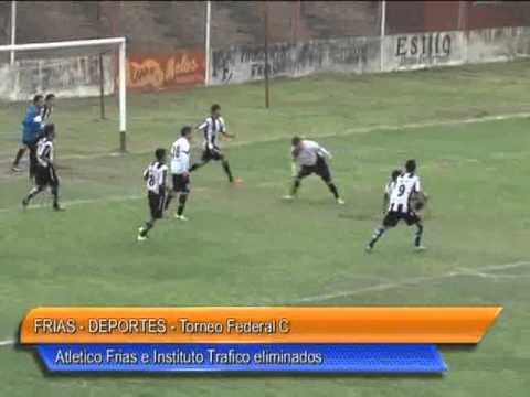 06  Frias DEportes   Torneo Federal C   Atletico y Trafico eliminados