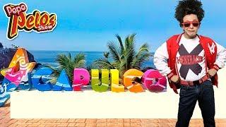 Pepe Pelos en Acapulco