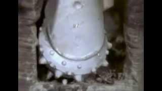 Бурение скважины. Шарошечное долото.(, 2012-10-17T20:49:20.000Z)