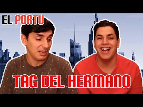 TAG DEL HERMANO | El Portu