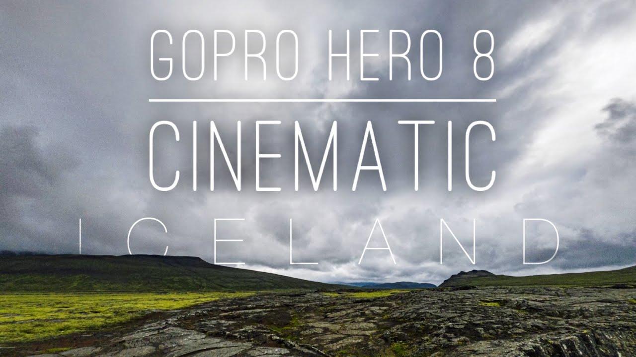 GoPro HERO 8 - Iceland 2020