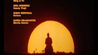 Lucky Luke - Nobody's Fool (1992) (Terence Hill) End Credits (480p)