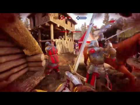 Mordhau - Frontline Gameplay