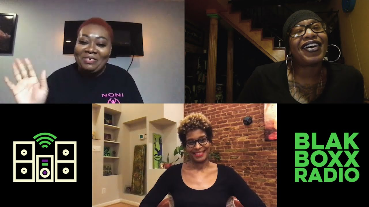 FiTT TWiNS:: w/ speciaL Guest| Noni Brown| Owner:: Wombmenthings...