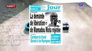 LA REVUE DES GRANDES UNES DU VENDREDI 06 DÉCEMBRE 2019 ÉQUINOXE TV