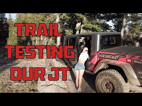 New Jeep Gladiator Offroad - How Did it do? TRAIL TESTING
