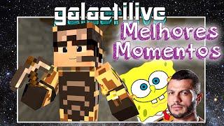 GALACTILIVE #1 - MELHORES MOMENTOS DA LIVE