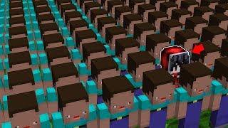 ซ่อนแอบ ในโลกของ ''คนบ้า'' จะเนียนขนาดไหน?? (Minecraft ซ่อนแอบ)