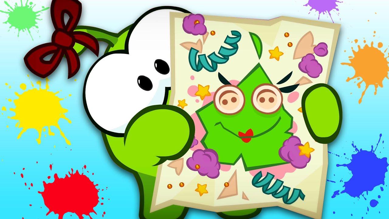 Om Nom Stories   Midnight Memories   Funny Cartoon for Kids   Kids Shows Club