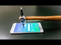Oppo A57 Screen Scratch Test | Hammer Test | GORILLA GLASS
