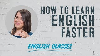 How to learn English faster | ABA English