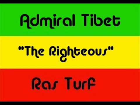 Admiral Tibet - The Righteous