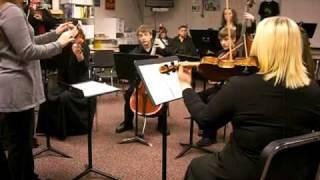 Symphony in G Major - I. Allegro & III. Presto - Gluck - Chamber Orchestra.MOV