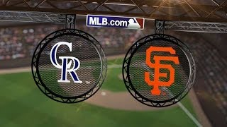 4/13/14: Giants walk off on Crawford