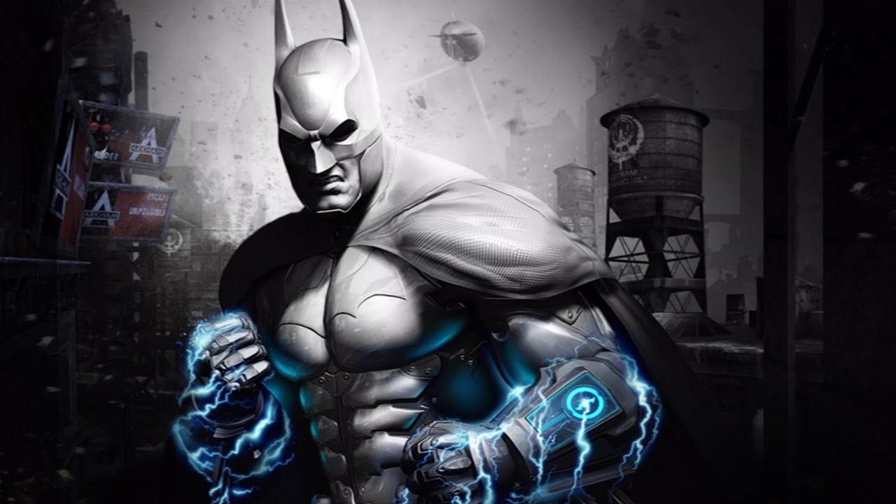 Batman; Arkham City Armored Edition WiiU Game Review - YouTube