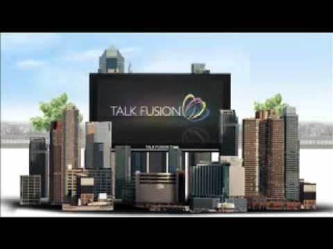 Talk Fusion Video Email – Opportunity to earn money online