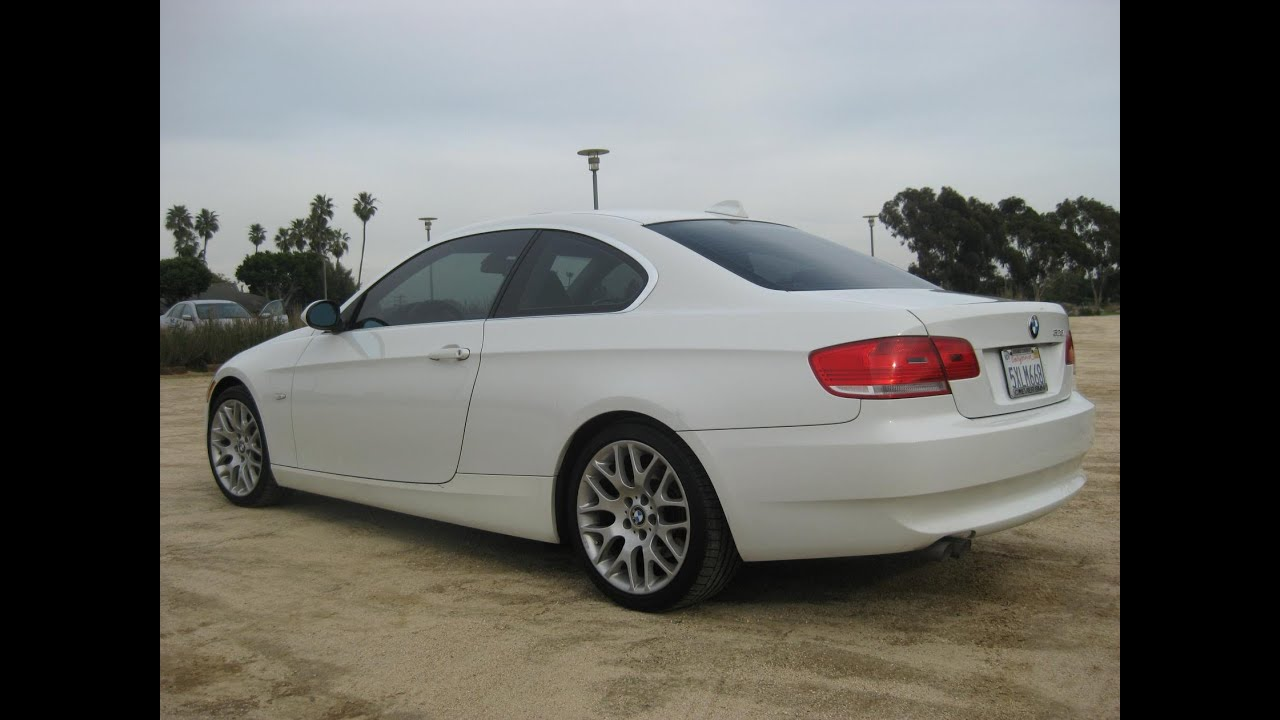 Why A 2009 Bmw 328i Coupe Under 10000 Is Such A Fantastic