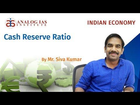 Cash Reserve Ratio analog