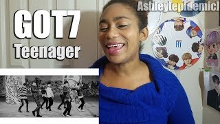 Cover images GOT7 Teenager Reaction
