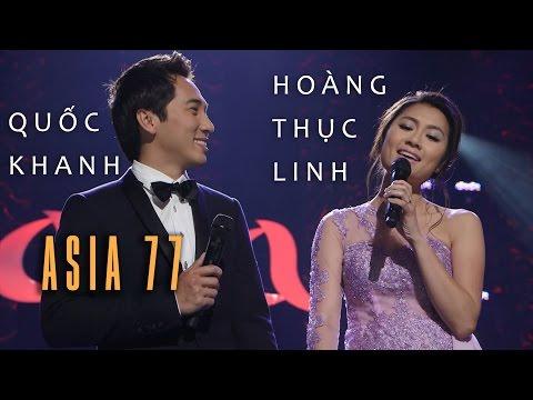 «ASIA 77» LK Lam Phương - Duyên Kiếp, Cỏ Úa - Quốc Khanh, Hoàng Thục Linh