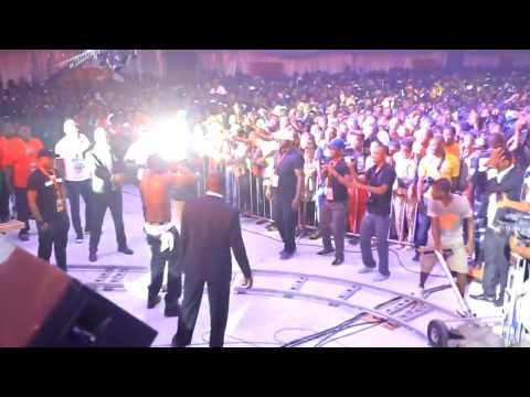 Stanley Enow live in Libreville Gabon