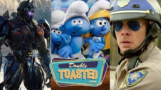 TOP 10 WORST MOVIES OF 2017 PART TWO - Double Toasted Reviews