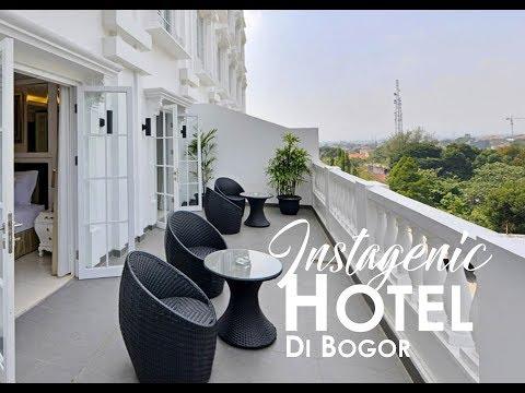 Hotel Yang Instagenic Banget di Bogor: Grand Savero Hotel - SANTAI YUK