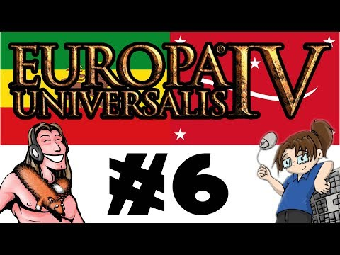 Europa Universalis IV - Party in the Red Sea...with Briarstone! - Part 6